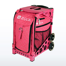 ZÜCA Sport Insert Bag / Hot Pink