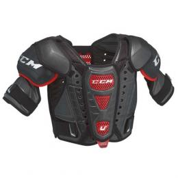 CCM U+ CRAZY LIGHT SHOULDER PAD 【Junior】